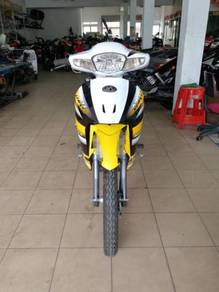 Modenas kriss mr 1 100 (2015) wsm