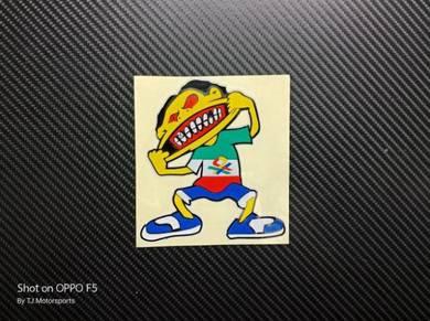 Stiker Benetton Pangkah Gigl
