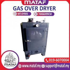 Oven pengering gas