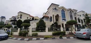 Cheras Perdana Corner 2 And Half Semi-D 5466Sf Sale Below Value