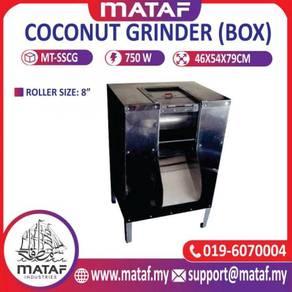 Mesin pemarut kelapa (box)