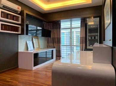 {RENOVATED} 38X80 3sty Semi-D Areca Residence Laman Rimbunan Kepong