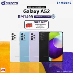 SAMSUNG Galaxy A52 (256GB /4500 BATT / S.AMOLED)