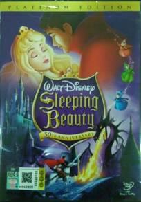DVD CARTOON DISNEY Sleeping Beauty