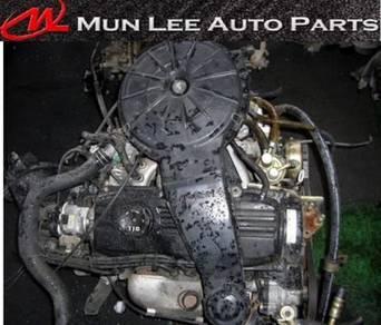 JDM Engine Kosong Empty Proton Wira Satria 4G13
