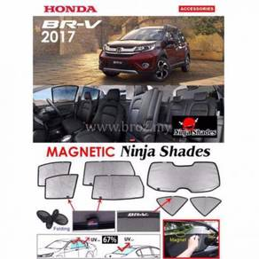 Honda brv hrv magnetic ninja shades 7 pcs bodykit