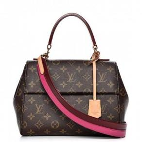 LOUIS VUITTON Monogram Cluny BB