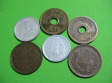World Coins set (2B)