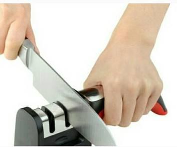 LMYH Knife Ceramic Sharpener (Pengasah Pisau) 16