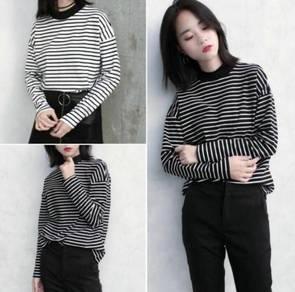 Stylish Ladies Fashion Stripes Pattern Designs Nec