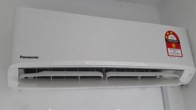 Panasonic 1.0hp Air-Conditioner + Installation