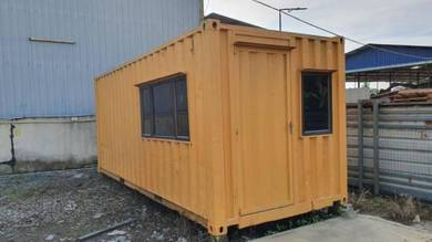Custom Container Office / Kontena Office