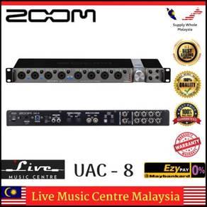Zoom UAC-8 USB 3.0 Audio Converter (UAC8)