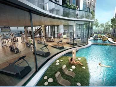 O cost + free installment 30 months 377K , Jln oasis sqaure lrt