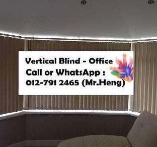 Classic Design Vertical Blind 56AZ