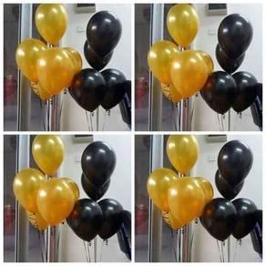 Balloon gas belon warna warni