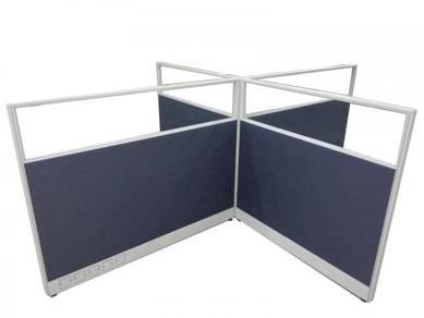 Set 4 Unit Partition Panel
