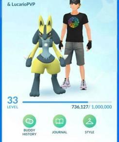 Pokemon Acc For Sale