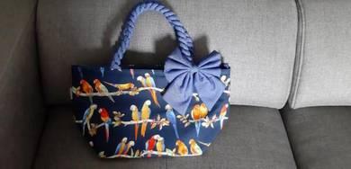 Parrot Design Handbag