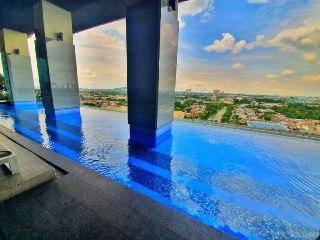 FULLY FURNISHED! Trigon Luxury residences Setiawalk, Puchong