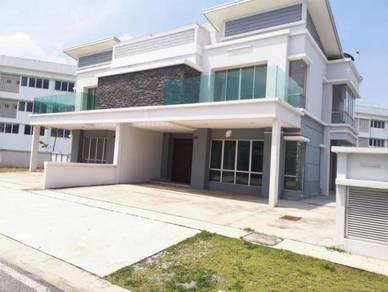 [FREEHOLD] 2 Storey Semi D Anggun Kota Emerald West Rawang NEAR AEON