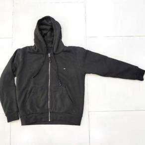 Tommy Hilfiger Sherpa Lined Hoodie - M