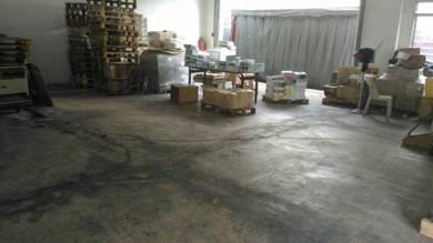 Balakong Super Large and Cheap Double Storey Semi D Factory