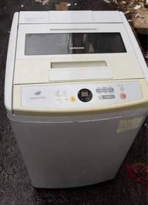 Samsung 7.5KG washing automatic machine top load