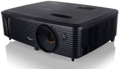 Optoma s341 projector free screen