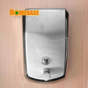 Liquid soap wall mount dispenser Stainless steel A
