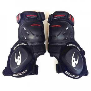 Brand New Komine SK-652 Knee Protector with Slider