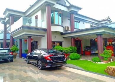 Luxurious Semi D at Teluk Panglima Garang,Klang