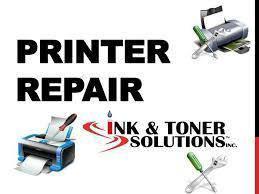 Repair printer / pc / laptop and supply toner ink