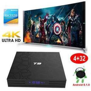 SPEC HIGH 4G+64G LIVE Android new tv box