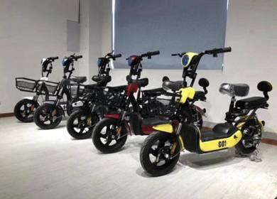 Electric Bicycle new 2020 (kelantan)