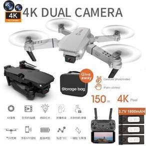 E88 folding drone high-definition dual camera