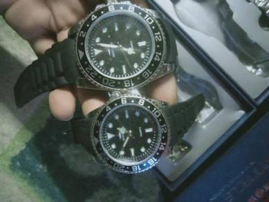 Jam tangan pinnacle(couple)original