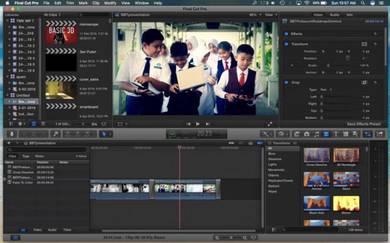 Khidmat Suntingan Video (Freelance Video Editing)