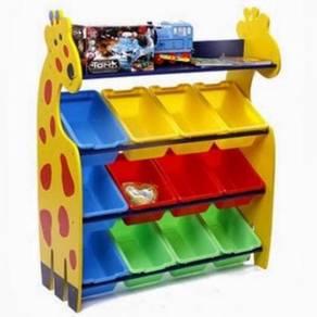 12 box giraffe rack
