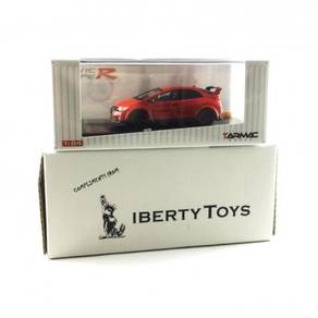 Tarmac Works 1:64 Honda Civic Type R FK2 Red