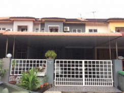 Bandar Laguna Merbok double storey fully reno for sale,Below MV