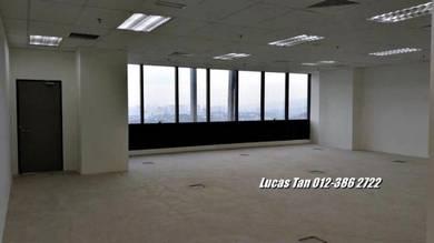 KL Gateway Bangsar South CBD style office for rent