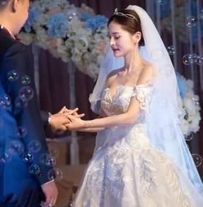 Prom wedding bridal bridesmaid dress gown RB0142