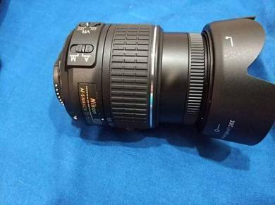 Nikon D5200+18-55mm VRII lens kit