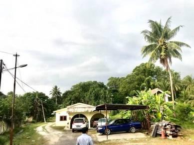 Potential land Kampung Tanjung Putus Permatang Pasir,Sungai Dua Penang