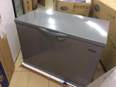 Epoxy Freezer Baru - 369Liter (TRIO) 369L