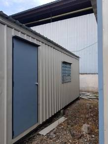 10 x 20 new office cabin / kabin ofis baru