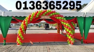 Arch Balloon Entrance 00737