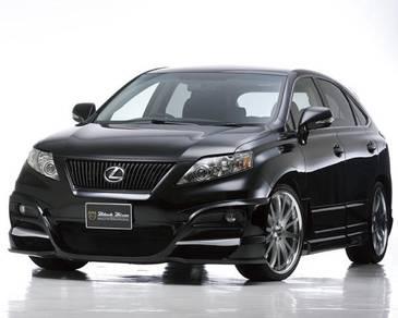 Lexus rx250 rx350 rx 250 350 bodykit body kit lip