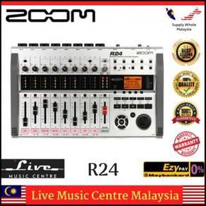 Zoom R24 Multi-Track Recorder, Interface (R-24)